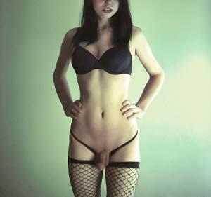 Camille 26 ans d'Albi (Tarn) la shemale sans tabou